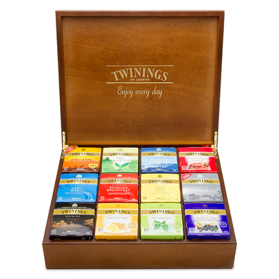Twinings Tea Chest 12 blend