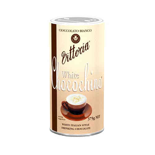 Vittoria Chocochino White Chocolate