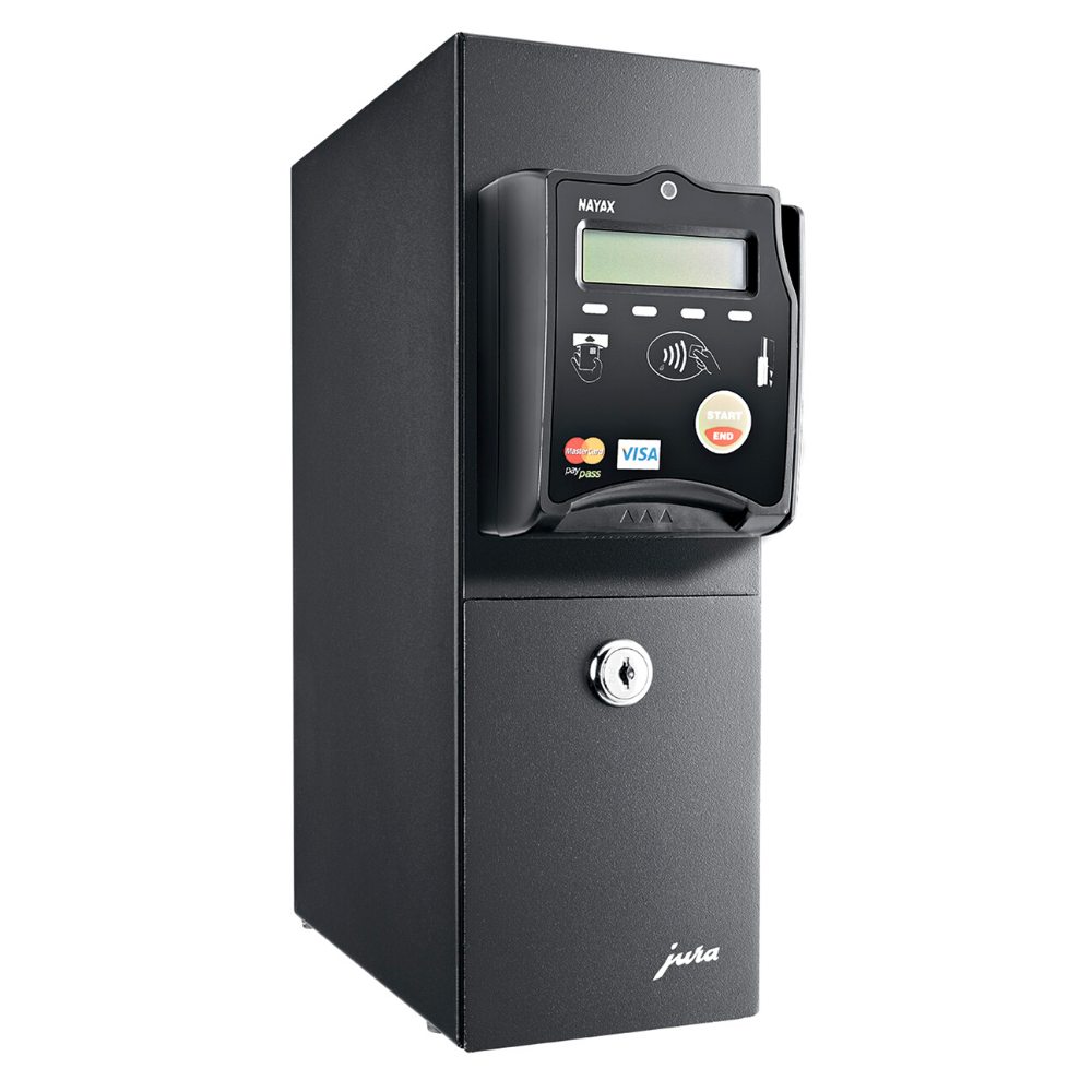 Jura-Smart-Compact-Payment-Box-With-Nayax-Cashless-Payment